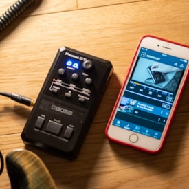 「BOSS Pocket GT」はギタートレーニングをより快適にする画期的ツール!