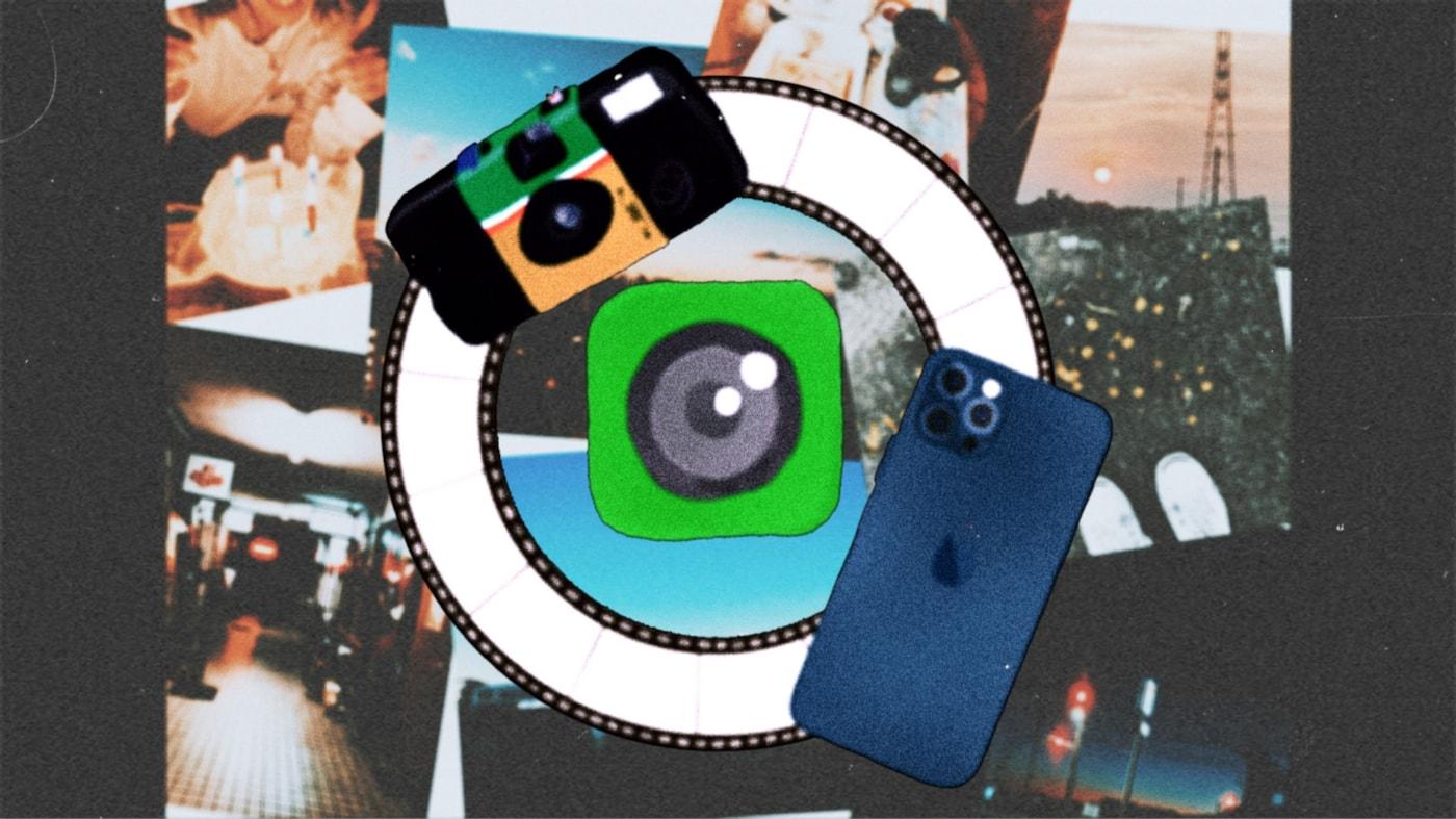 【アプリレビュー】未来へ繋ぐ、新時代のカメラアプリ。『Dispo』で日々に喜びと煌めきを