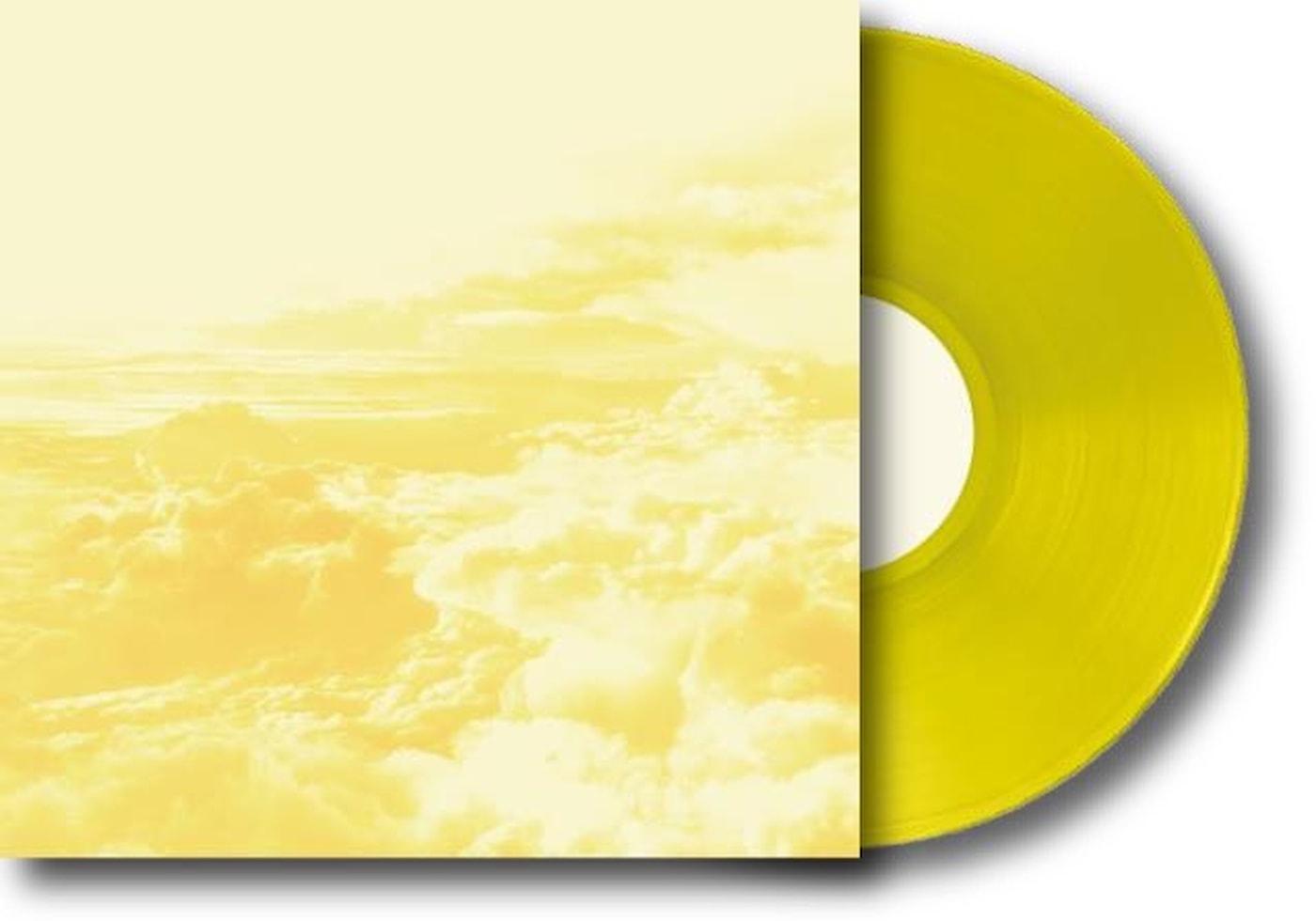 RAYが2ndシングル『Yellow』をイエローヴァイナル化!レコードの日第二弾