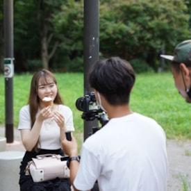 【インタビュー】街で恋する50秒--映像クリエイター集団・GOJU企画『50's Date』、今は見えない表情を探しに